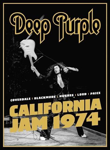 Deep Purple - California Jam 1974