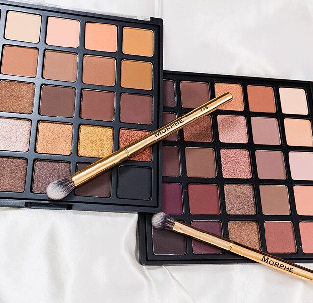 Morphe 25A and 25B Palette