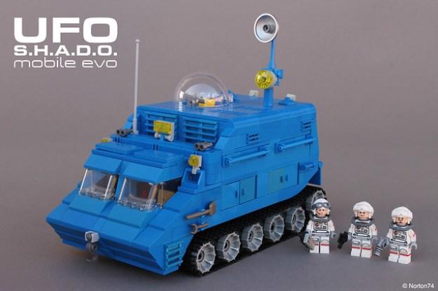UFO | S.H.A.D.O. mobile evo