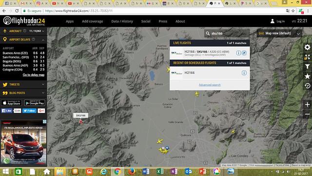 SKU166 - Flightradar24