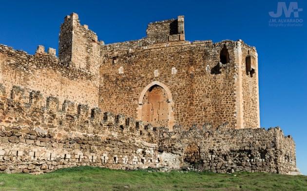Castillo de Montalban (Torre del homenaje)