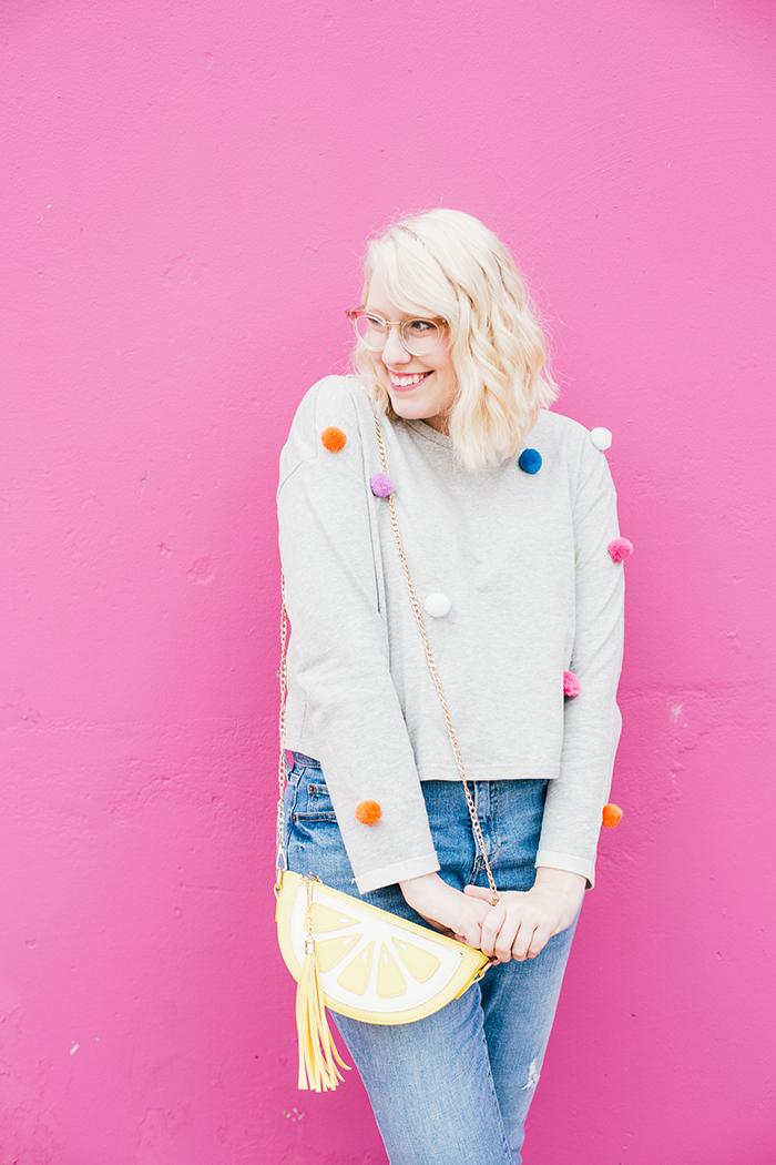 austin fashion blogger pom pom sweater8