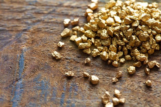Ouro e a CFEM