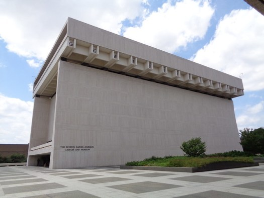 Lyndon Baines Johnson Library and Museum, University of Texas at Austin