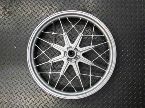Powder Coated Front Wheel