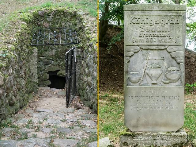Königsgrab von Seddin