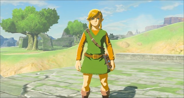 Breath of the Wild - Eroe Outfit