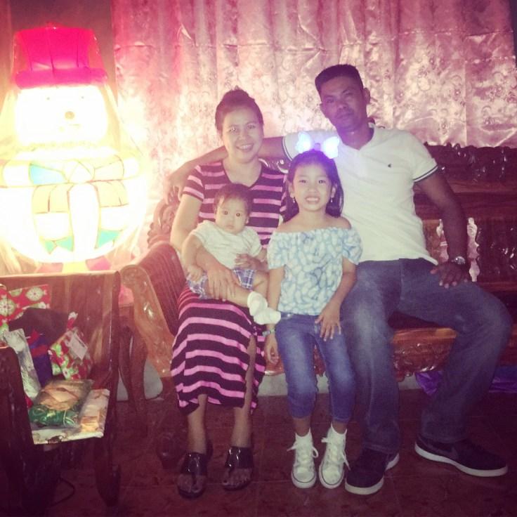 Merry Christmas family 1