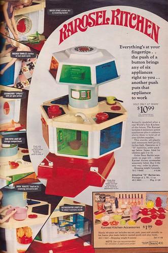 Sears Wish Book 1973 Karosel Kitchen Barbiescanner Flickr
