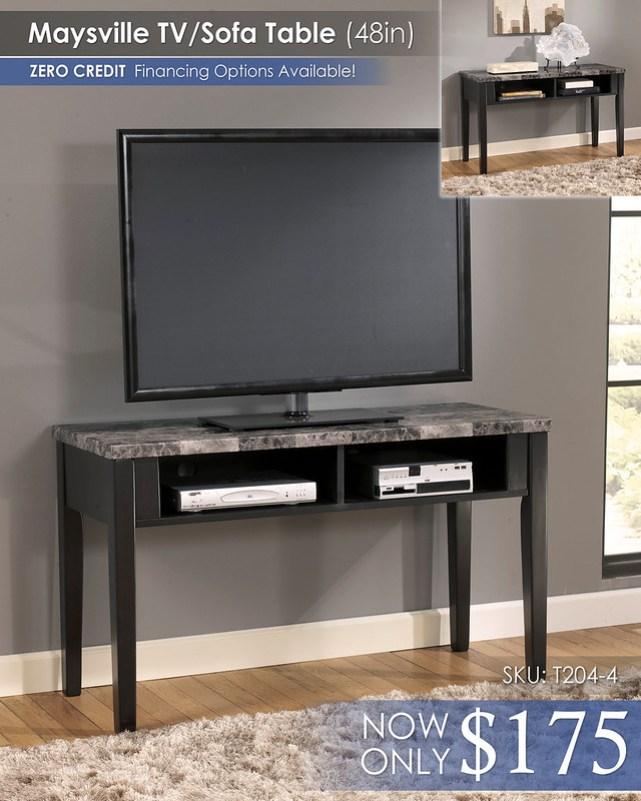 Maysville TV Sofa Stand T204-4