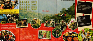 Brochure Pongyang Zipline and Jungle Coaster Chiang Mai Thailand 2