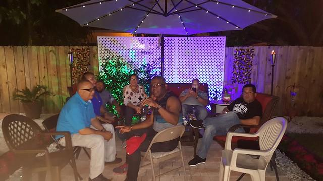 Nuestra gente de Sajoma en Miami