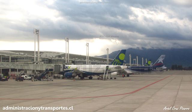 Aeropuerto Santiago SCL