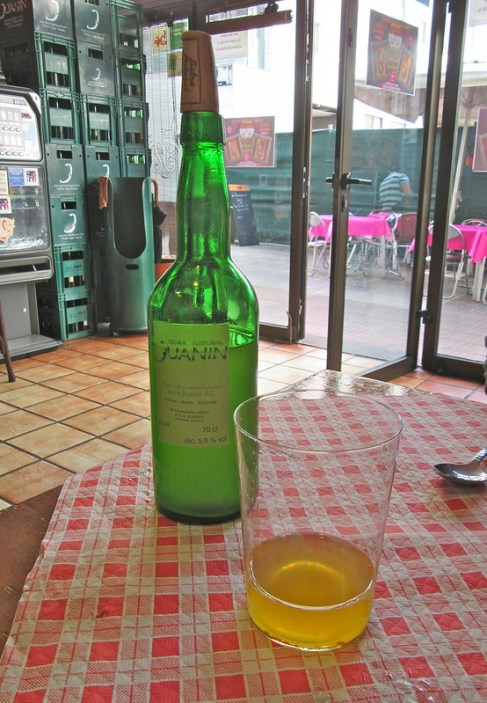 Cidra asturiana