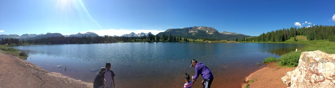 Molas Lake Campground 2
