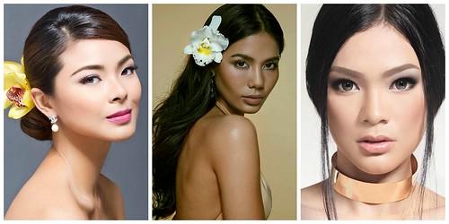 Ms Universe Asian finalists