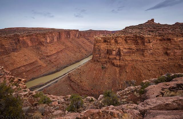 Jackass Canyon