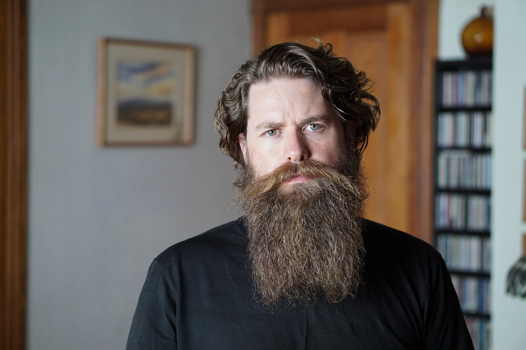 YEARD A Yeard Is 1 Year Of Full Beard Natural Untrimmed B