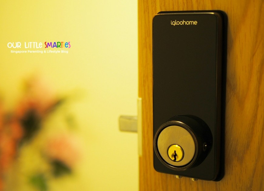 igloohome smart digital lock