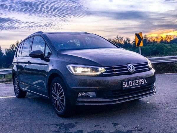 Volkswagen Touran Comfortline 2017