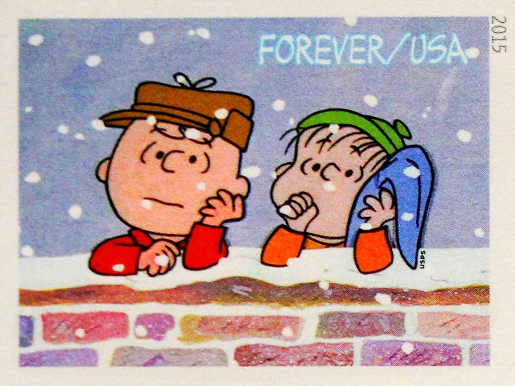 Charlie Brown Christmas Charlie And Linus This Year The