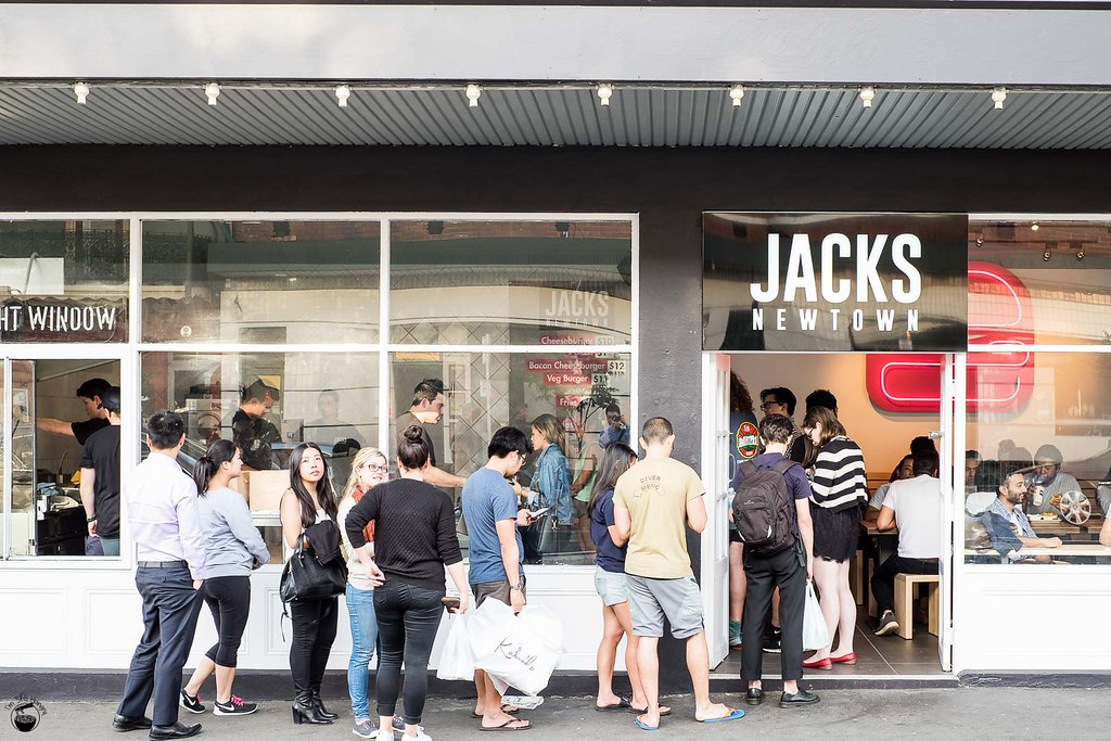 Jack's Burgers Newtown