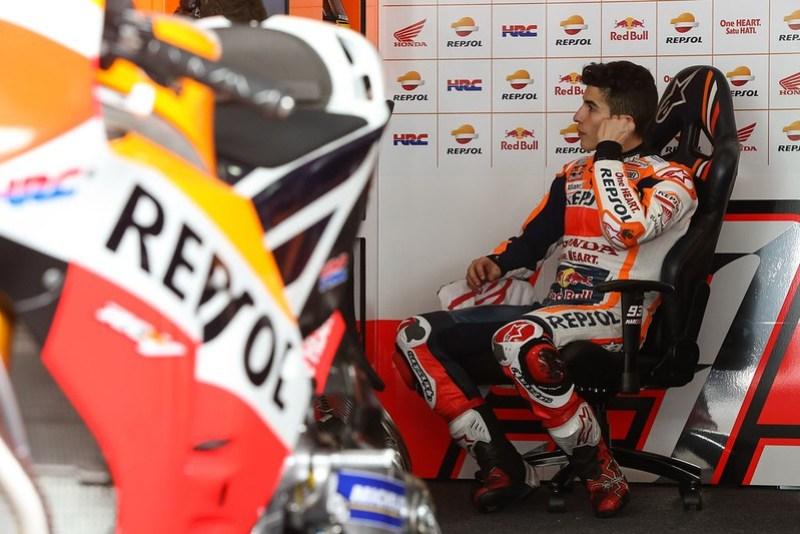 Marc Márquez. Pretemporada 2017. MotoGP.