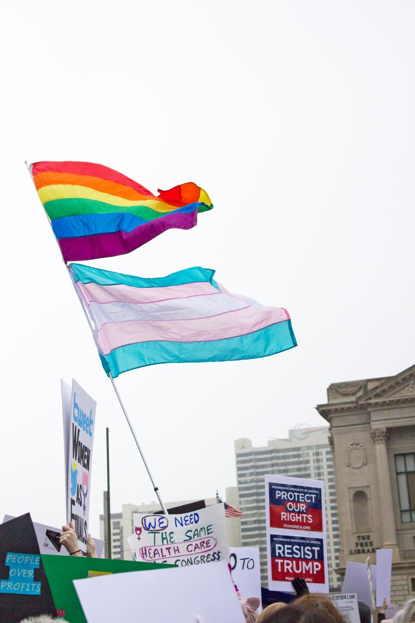 womens-march-2017-philly-philadelphia-flags