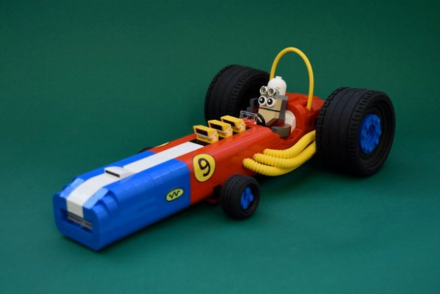 "Wacky Races "" The Turbo Terrific """