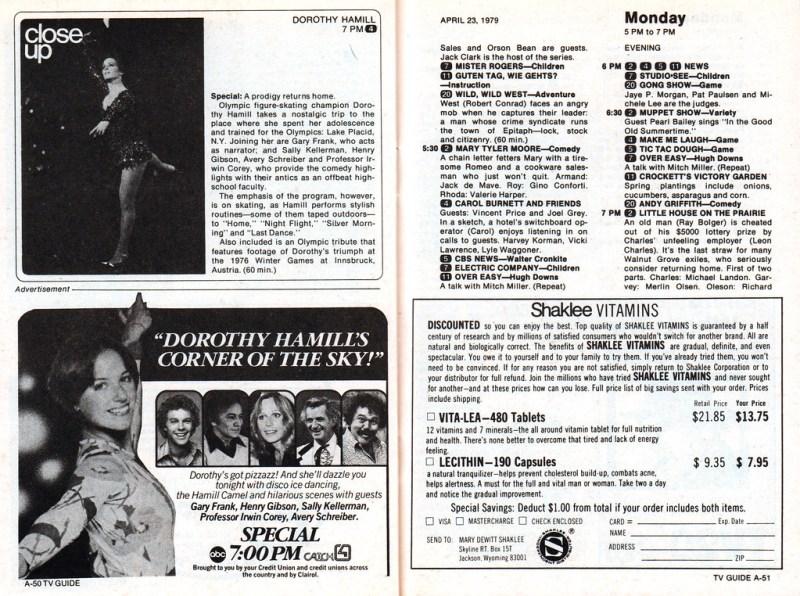 TV Guide (April 21-27, 1979)