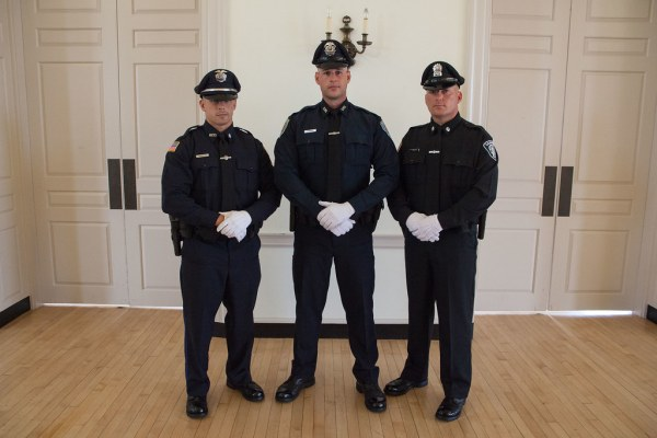 Massachusetts National Guardsmen Graduate Plymouth Police ...