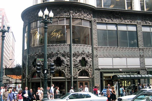 Chicago Carson Pirie Scott And Company Building One Of