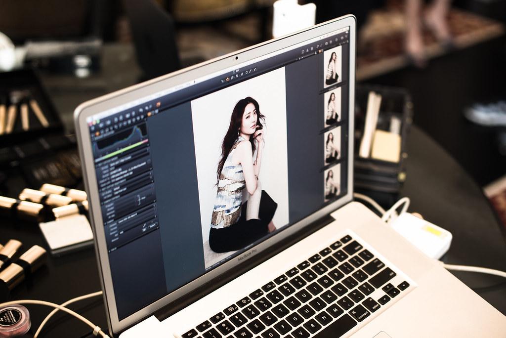 Claudia Kim for ELLE Malaysia 4