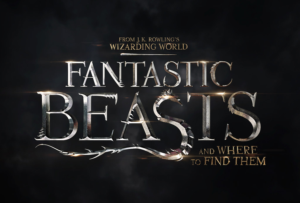 Fantastic Beasts and Where to Find Them Logo Revealed 1