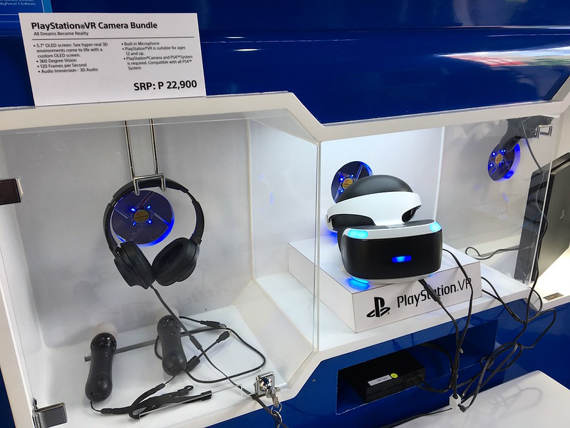 PlayStation VR camera bundle