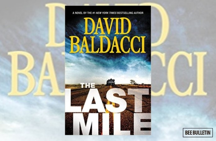 The Last Mile by David Baldacci - Top 10 Best Books of 2016