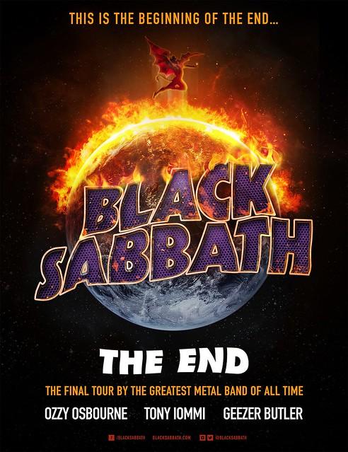 Black Sabbath at Jiffy Lube Live