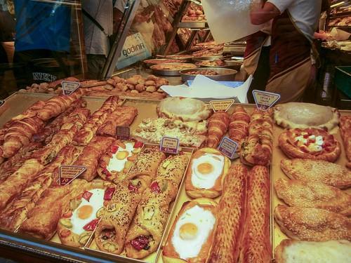 Belgrade bakery popular