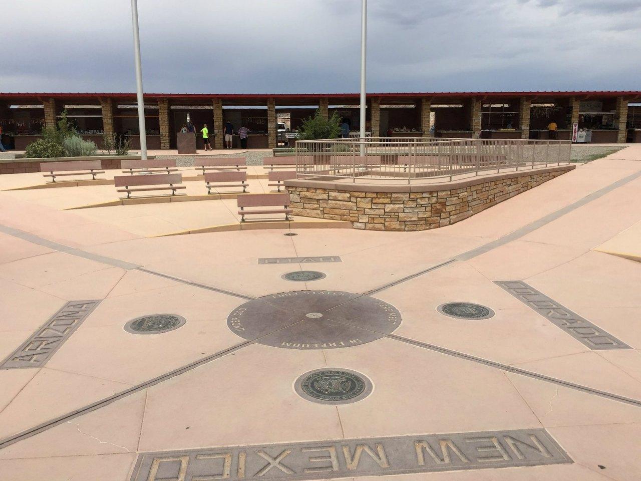Four Corners Monument 2