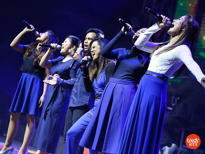 Tawag ng Tanghalan finalists performed an ultimate hugot song with their Adele medley