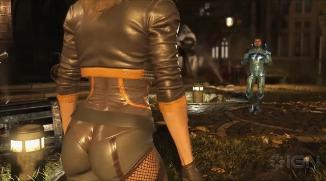 Injustice 2 - Black Canary 2
