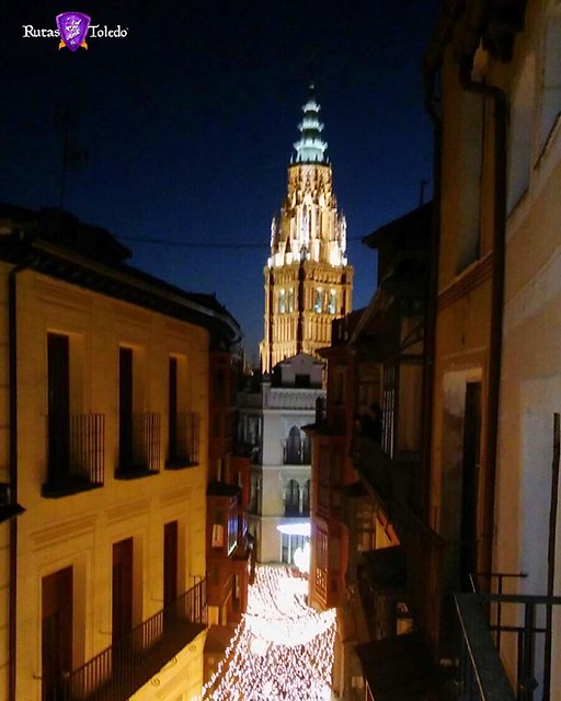 Calle Comercio Toledo