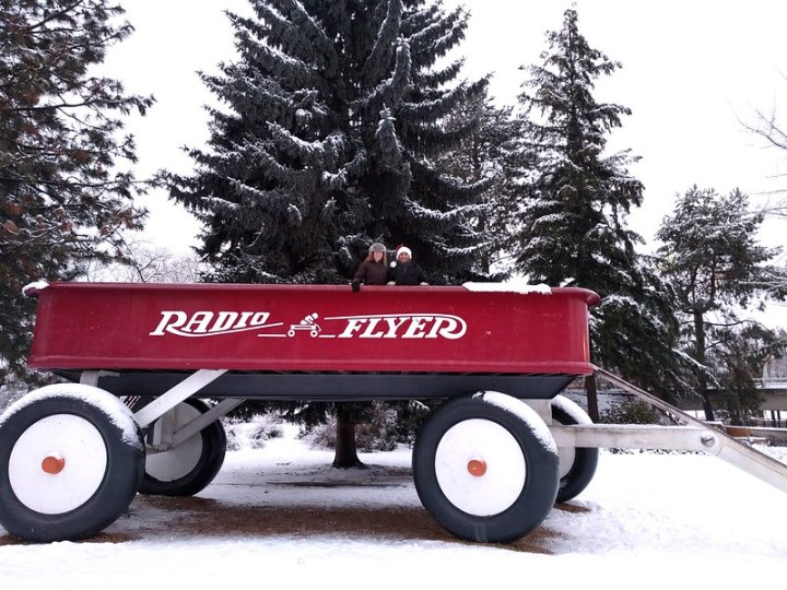 Spokane's Radio Flyer