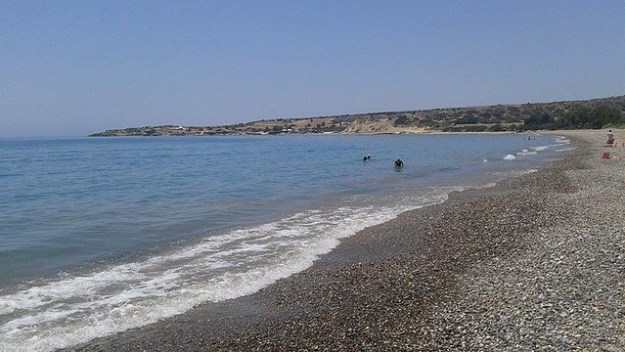 Pissouri Beach Cyprus