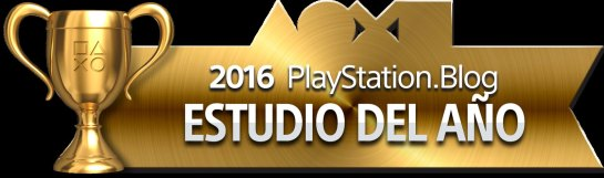 Studio of the Year - Gold