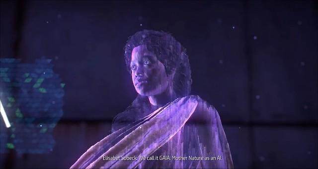 Horizon Zero Dawn - Gaia