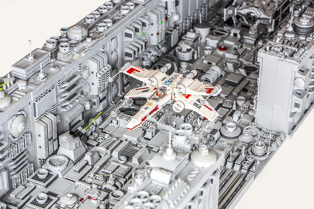LEGO Star Wars Death Star Attack