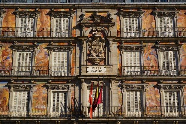 Casa de la Panadería, Plaza Mayor