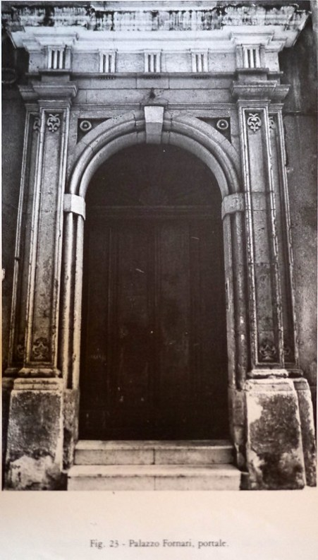 Palazzo Palma già Palazzo Fornari