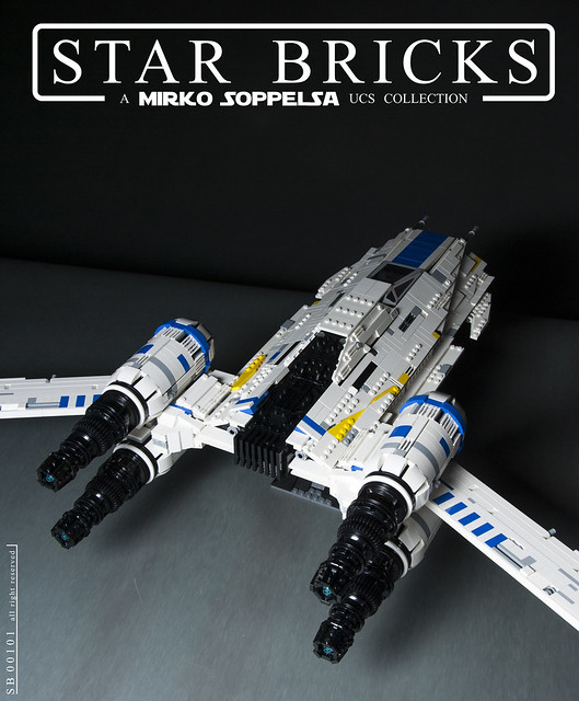 lego star wars u wing instructions